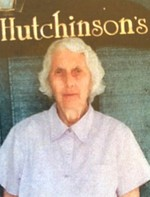Betty Phyllis  Hutchinson
